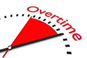 Unpaid Overtime in 2016 - California Employment Law