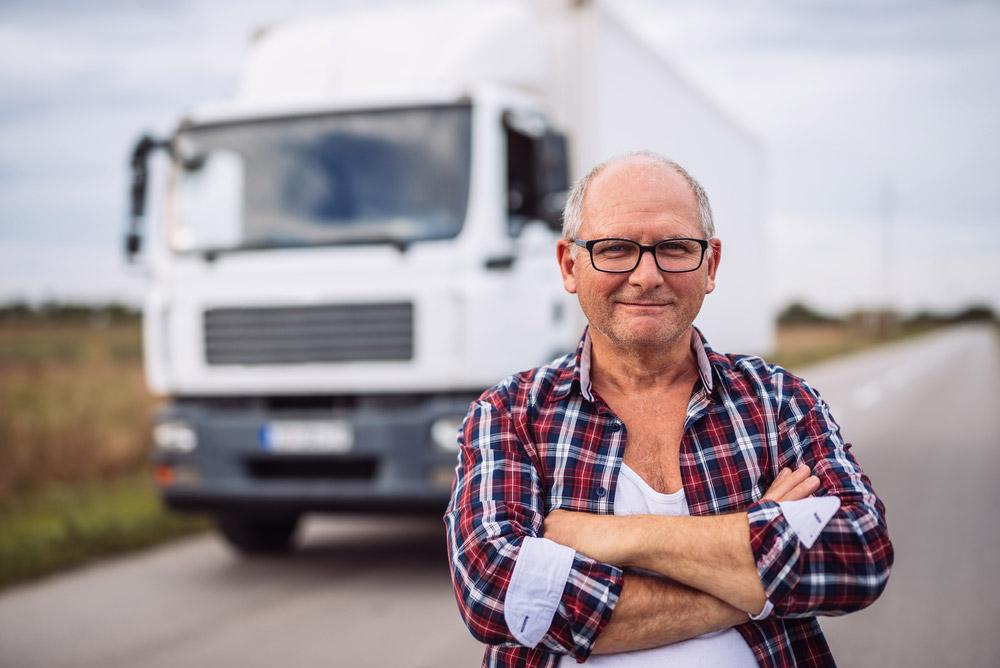 California Trucker Work Breaks   Branigan Robertson