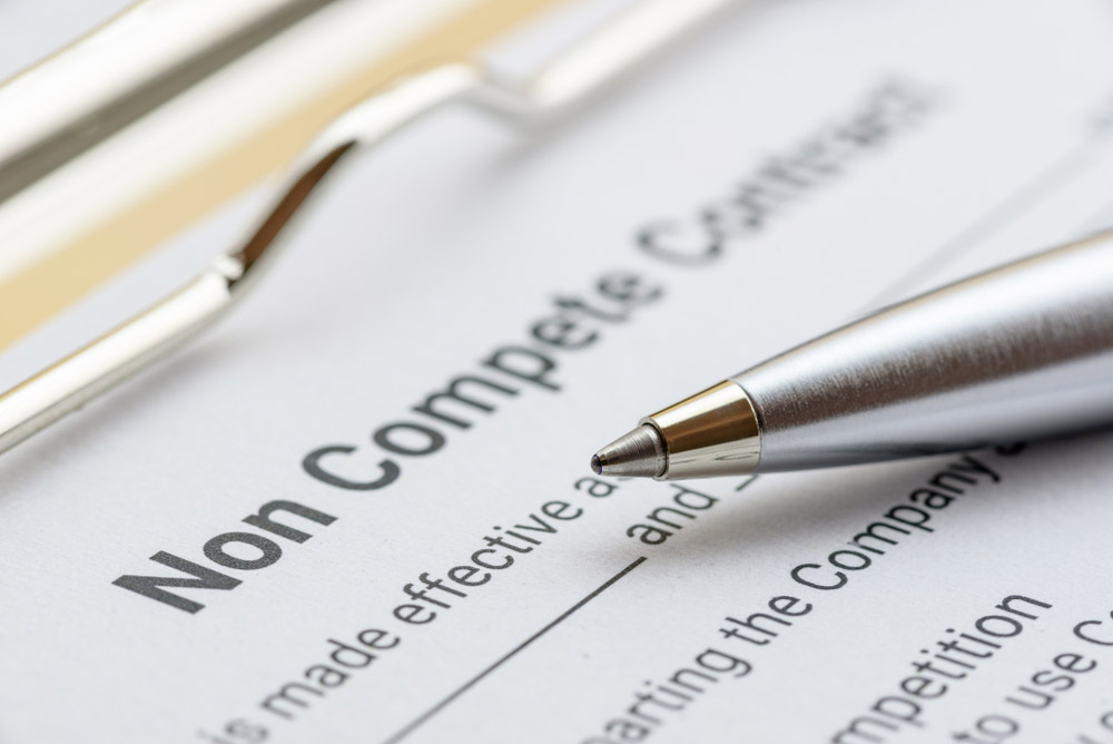 Non Compete Clauses Unenforceable in California | Branigan Robertson